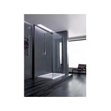 INDIGO - Душевое ограждение - одинарная панель 115 x 195 см