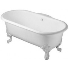 CIRCÉ - Ванна (175x80см), окрашена в белый цвет 175 x 80 см