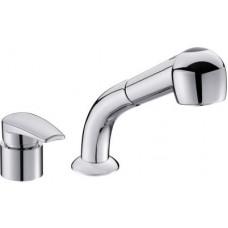 EASY - Однорычажный смеситель для ванны